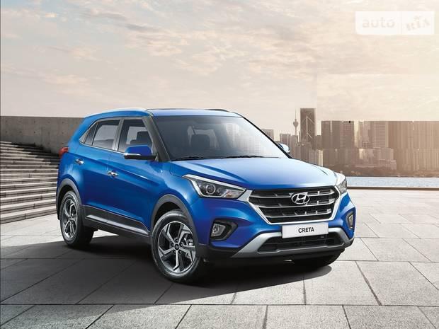 Hyundai Creta Elegance