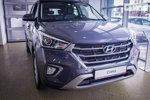 Hyundai Creta FL 1.6 DOHC AT (123 л.с.) 2WD Elegance 2019