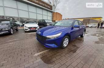 Hyundai Elantra 2020 в Полтава