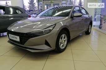 Hyundai Elantra 2021 в Кропивницкий (Кировоград)
