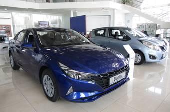 Hyundai Elantra 2021 Active