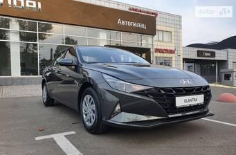 Hyundai Elantra 1.6 MPi MT (127 л.с.) 2021