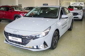Hyundai Elantra 1.6 MPi AT (127 л.с.) 2021