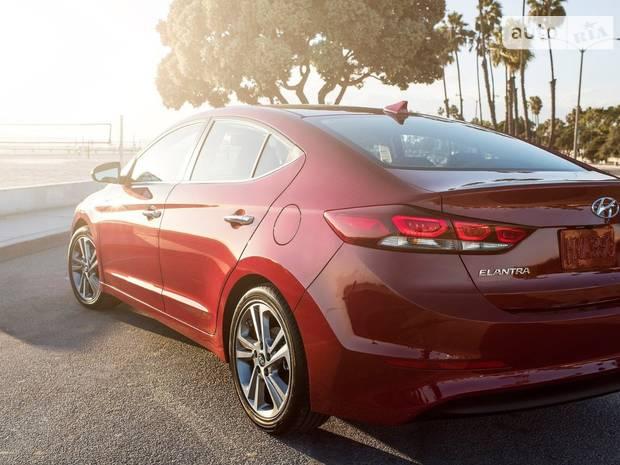 Hyundai Elantra Comfort+