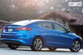 Hyundai Elantra AD 2.0 АT (156 л.с.) Comfort + 2017