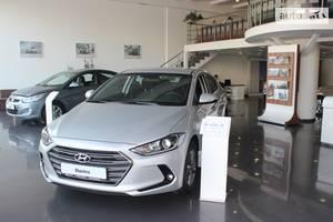 Hyundai Elantra AD 1.6 MT (127.5 л.с.) Comfort 2018
