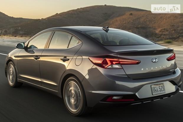 Рассрочка на новый Hyundai Elantra под 0.0%