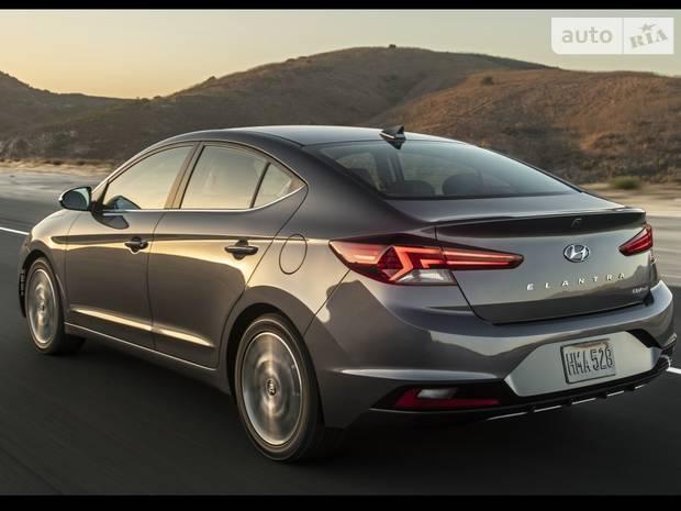 Hyundai Elantra Premium Prestige