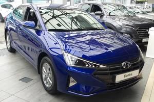 Hyundai Elantra 1.6 AT (127 л.с.) Style Safety 2019