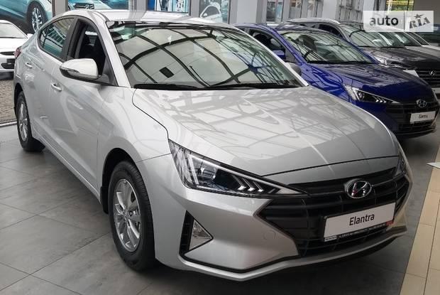 Hyundai Elantra Style Safety