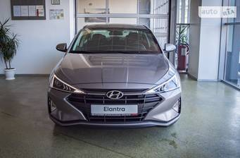 Hyundai Elantra 1.6 AT (127 л.с.) 2020