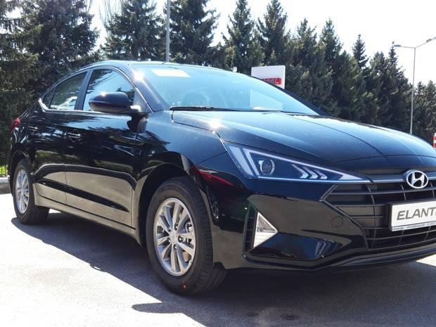Hyundai Elantra Individual