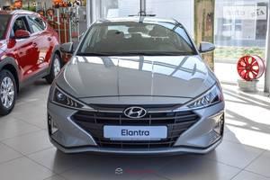 Hyundai Elantra 2.0 MPi AT (152 л.с.) Style Safety 2020