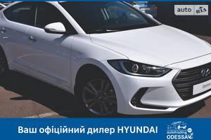 Hyundai Elantra AD 1.6 АT (127.5 л.с.) Comfort+ 2018