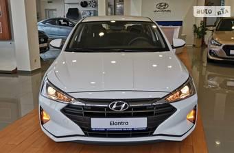 Hyundai Elantra 1.6 MT (127 л.с.) 2020