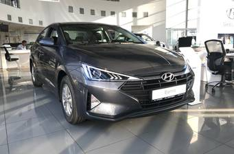 Hyundai Elantra 1.6 AT (127 л.с.) 2020