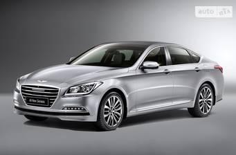 Hyundai Genesis G80 2.0T GDI АT (245 л.с.) 2018
