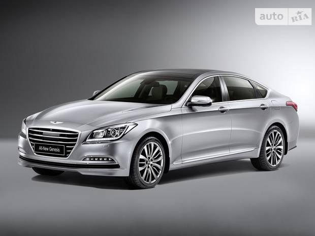 Hyundai Genesis Prestige