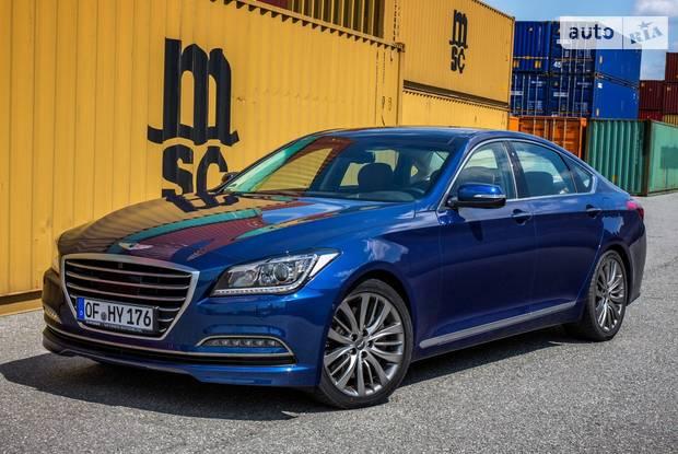 Hyundai Genesis Premier