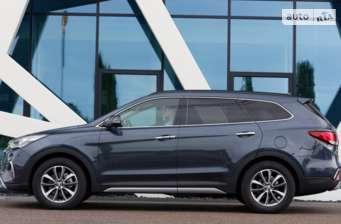 Hyundai Grand Santa Fe FL 2.2 CRDi AT (200 л.с.) AWD VIP Panorama 2018