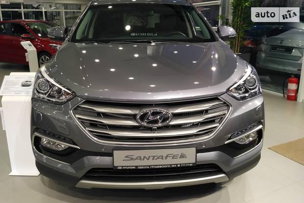 Hyundai Grand Santa Fe VIP