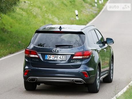 Hyundai Grand Santa Fe 2019