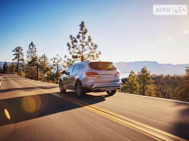 Hyundai Grand Santa Fe VIP Panorama