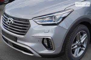 Hyundai Grand Santa Fe FL 2.2 CRDi AT (200 л.с.) AWD VIP 2019