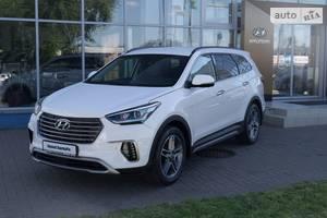 Hyundai Grand Santa Fe FL 2.2 CRDi AT (200 л.с.) AWD VIP Brown 2019