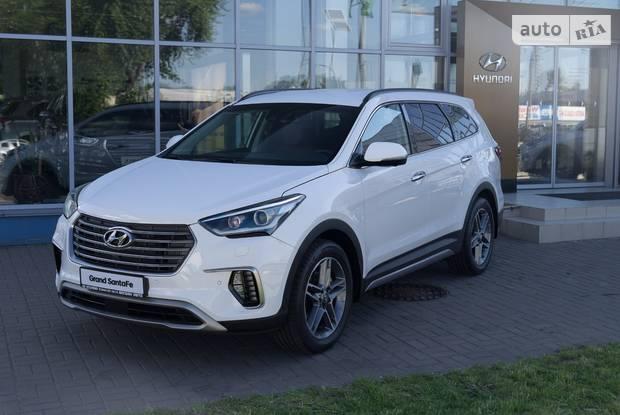 Hyundai Grand Santa Fe VIP Brown