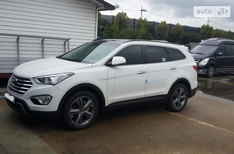 Hyundai Grand Santa Fe 2.2D AT (197 л.с.) Top 2015