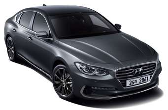 Hyundai Grandeur 3.0 GDi AT (260 л.с.) Top 2018