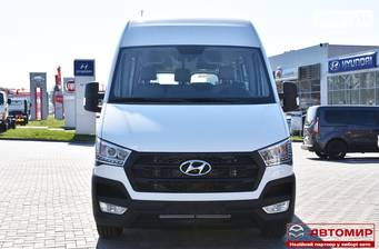 Hyundai H 350 пасс. 2.5L CRDi MT (170 л.с.) Long 2019