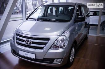 Hyundai H1 пасс. 2.5 CRDi МТ (136 л.с.) (6s) 2016