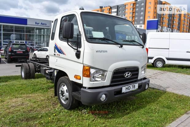 Hyundai HD 78 Individual