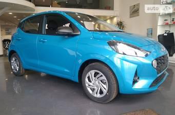Hyundai i10 1.0 MPi MT (67 л.с.) 2021
