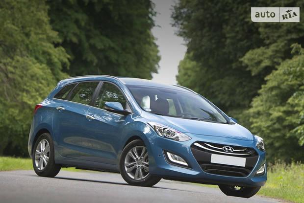 Hyundai i30 GD Универсал