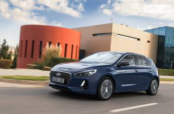 Hyundai i30 PD 1.6 AT (130 л.с.) 2017