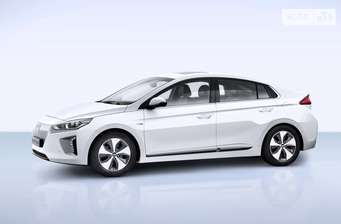 Hyundai Ioniq Electric (120 л.с.) Premium 2018