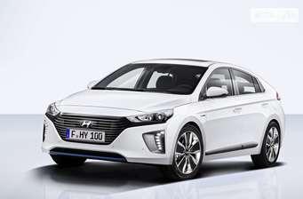 Hyundai Ioniq 1.6 DCT (105 л.с.) Hybrid Prestige 2017