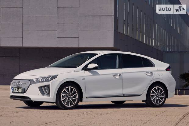 Hyundai Ioniq Top