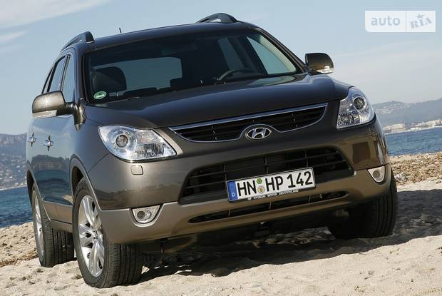 Hyundai ix55 (Veracruz) I покоління Кросовер