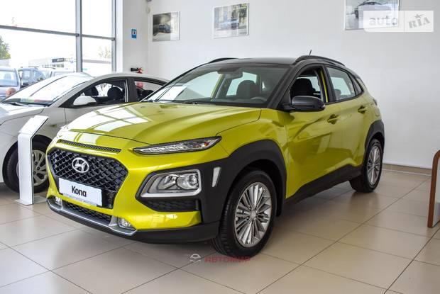 Hyundai Kona Dynamic