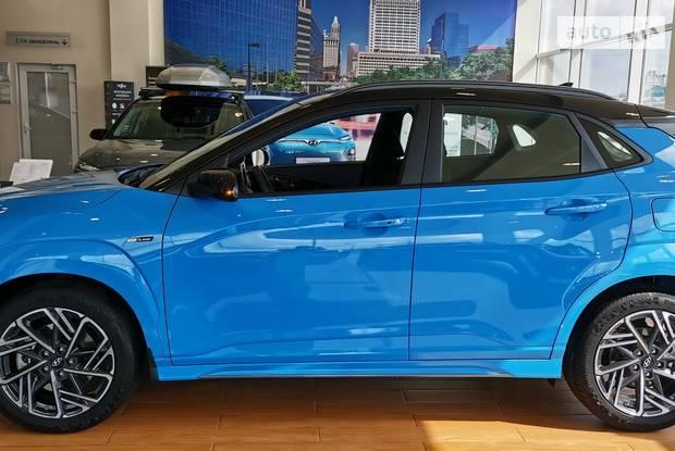 Hyundai Kona N-Line Elegance