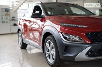 Hyundai Kona 1.6 Turbo-GDi DCT (198 л.с.) 2021