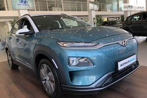 Hyundai Kona Electric 39 kWh 2-tone Dynamic 2019