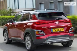 Hyundai Kona 1.6 Turbo-GDi DCT (177 л.с.) Top 2019