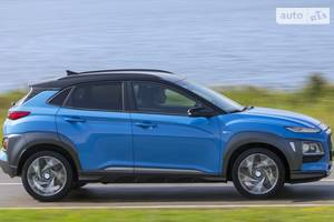 Hyundai Kona 1.6 Turbo-GDi DCT (177 л.с.) Elegance 2019