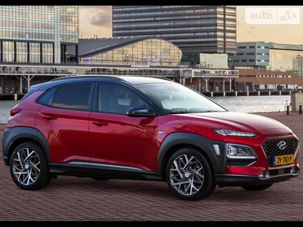 Hyundai Kona Top