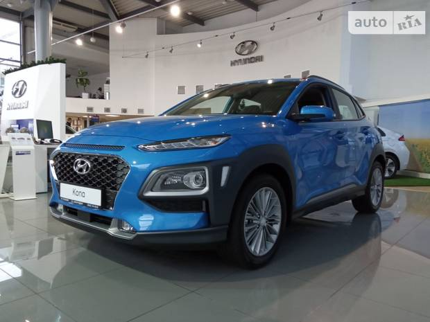 Hyundai Kona Elegance
